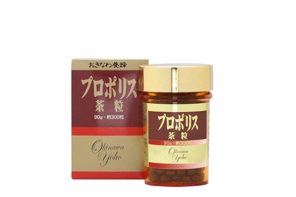 画像1: 【送料無料】食用プロポリス(茶粒) 90g ・約300粒入り (1)